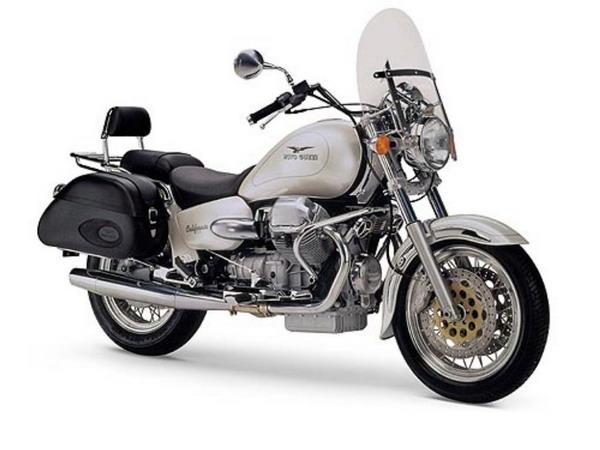 Moto-Guzzi 1100 CALIFORNIA EV 1999 - 9