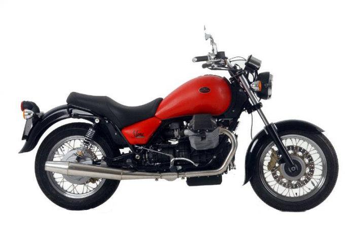 Moto-Guzzi 1100 CALIFORNIA JACKAL 1999 - 4
