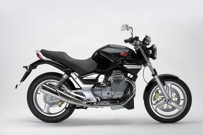 Moto-Guzzi 750 BREVA 2003 - 7