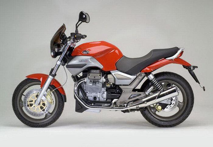 Moto-Guzzi 750 BREVA 2003 - 12