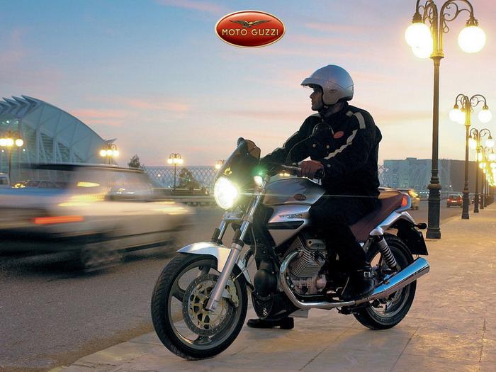 Moto-Guzzi 750 BREVA 2003 - 2