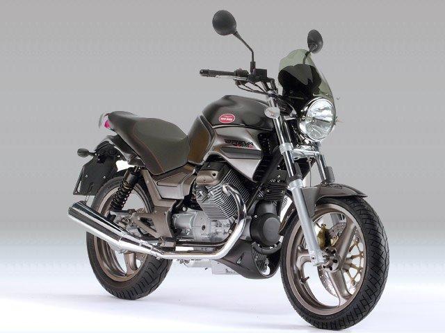 Moto-Guzzi 750 BREVA 2003 - 6