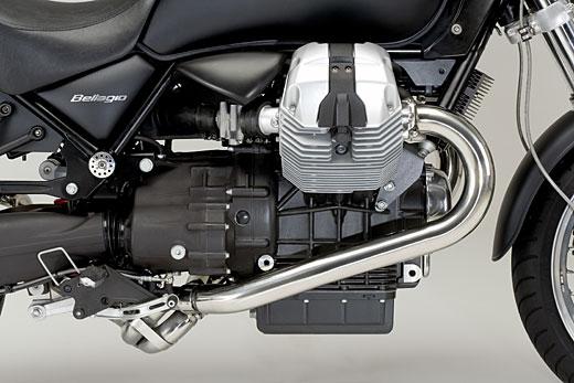 Moto-Guzzi 940 BELLAGIO 2011 - 20