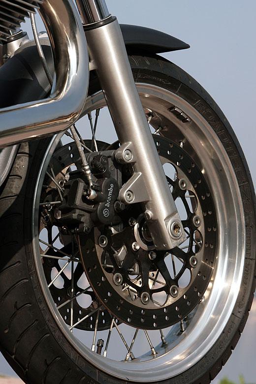 Moto-Guzzi 940 BELLAGIO 2011 - 38