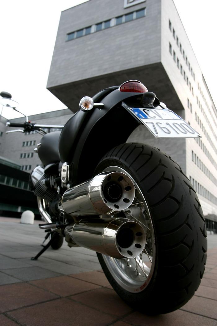 Moto-Guzzi 940 BELLAGIO 2011 - 9