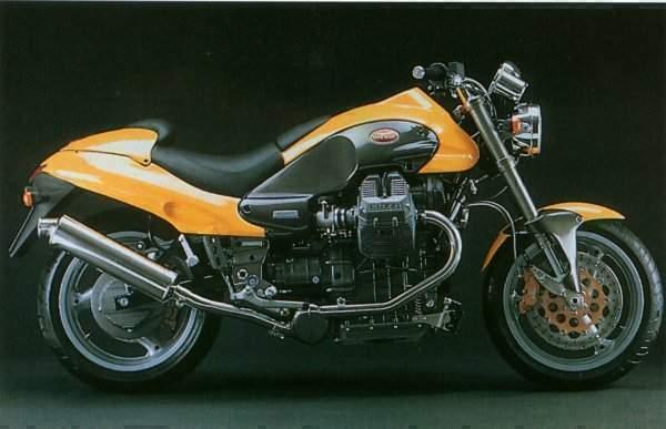 Moto-Guzzi 1000 V10 CENTAURO 1999 - 5