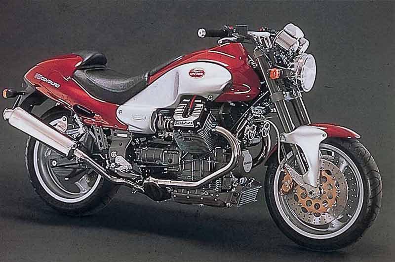 Moto-Guzzi 1000 V10 CENTAURO 1999 - 8