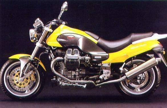 Moto-Guzzi 1000 V10 CENTAURO 1999 - 6