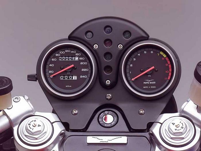 Moto-Guzzi 1100 V 11 SPORT Naked 2003 - 4