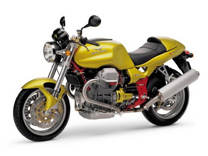 Moto-Guzzi 1100 V 11 SPORT Naked 2003 - 7