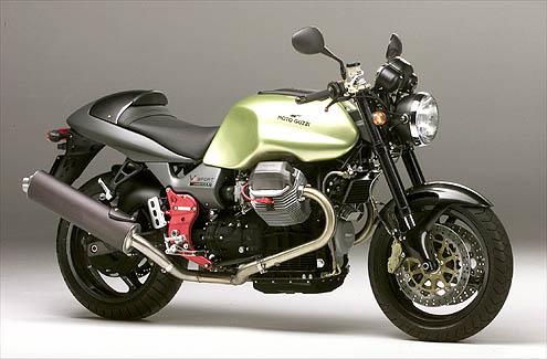 Moto-Guzzi 1100 V 11 SPORT 1999 - 10