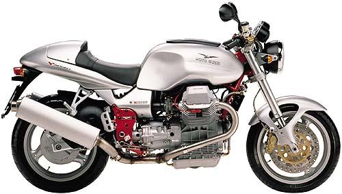 Moto-Guzzi 1100 V 11 SPORT 1999 - 6