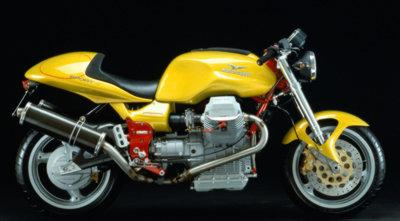 Moto-Guzzi 1100 V 11 SPORT 1999 - 9