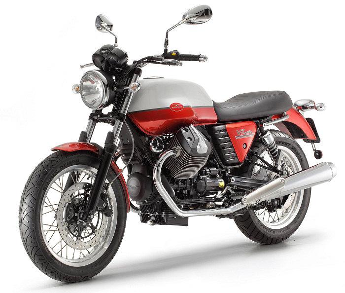 Moto-Guzzi V7 750 SPECIAL 2012 - 14