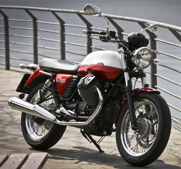 Moto-Guzzi V7 750 SPECIAL 2012 - 8