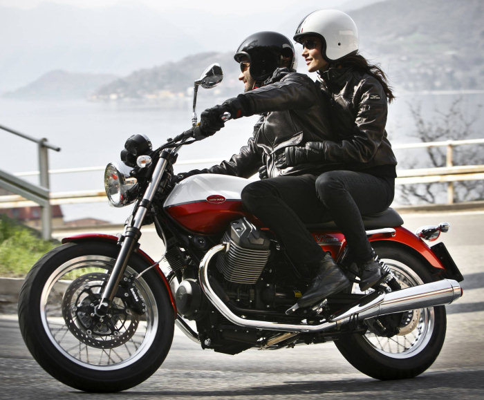 Moto-Guzzi V7 750 SPECIAL 2012 - 4