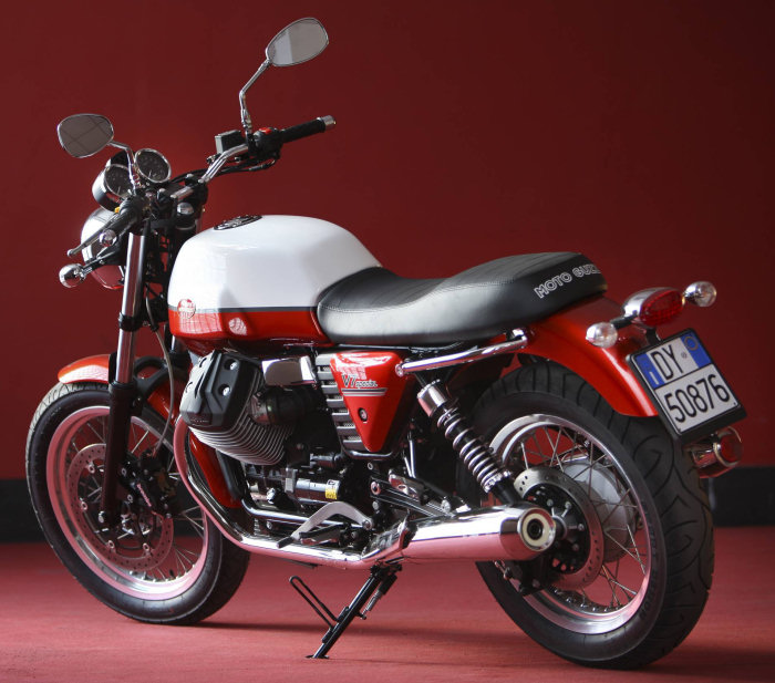 Moto-Guzzi V7 750 SPECIAL 2012 - 2