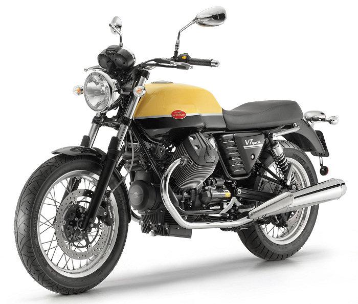Moto-Guzzi V7 750 SPECIAL 2012 - 16