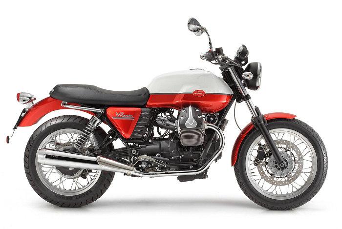 Moto-Guzzi V7 750 SPECIAL 2012 - 12