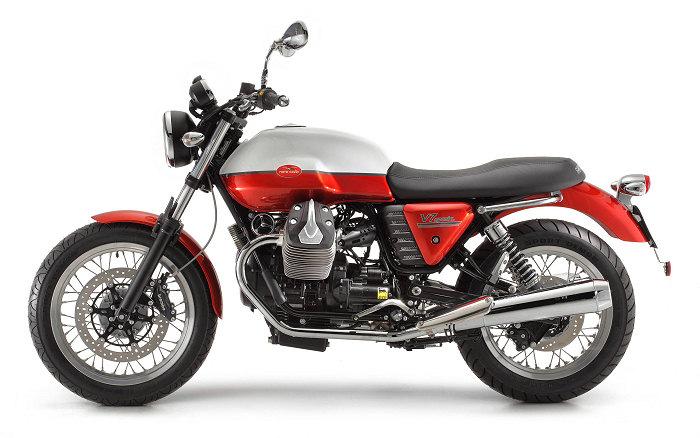 Moto-Guzzi V7 750 SPECIAL 2012 - 1