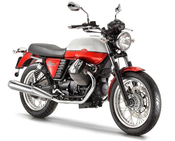 Moto-Guzzi V7 750 SPECIAL 2012 - 9
