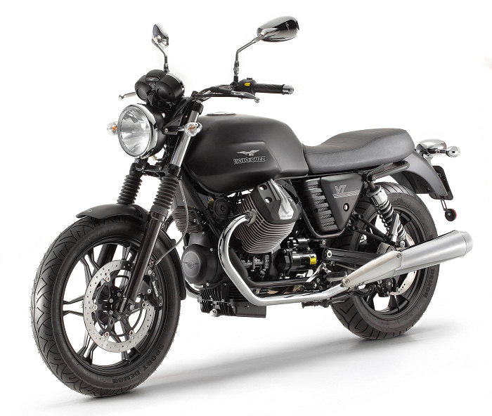 Moto-Guzzi V7 750 Stone 2012 - 14