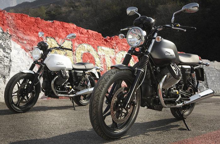 Moto-Guzzi V7 750 Stone 2014 - 7