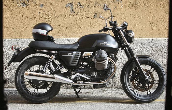 Moto-Guzzi V7 750 Stone 2012 - 13