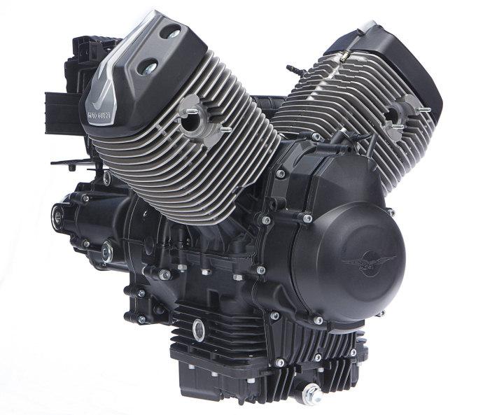 Moto-Guzzi V7 750 Stone 2014 - 12