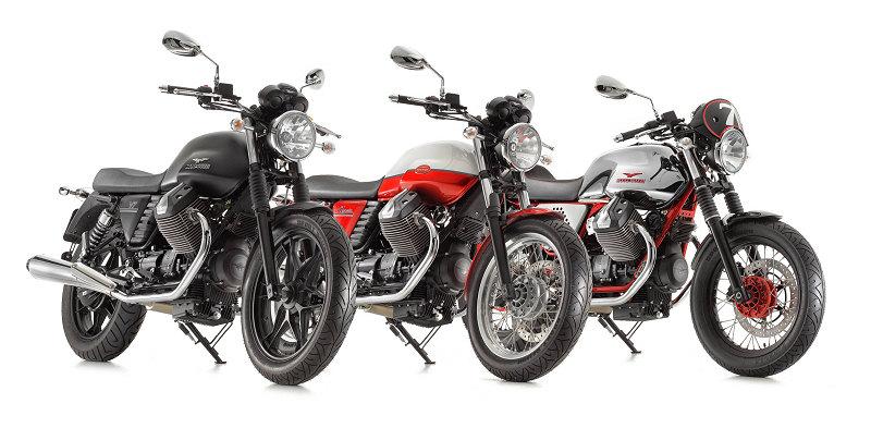 Moto-Guzzi V7 750 Stone 2014 - 10