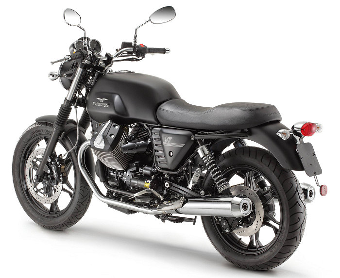 Moto-Guzzi V7 750 Stone 2012 - 9