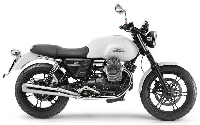 Moto-Guzzi V7 750 Stone 2014 - 17