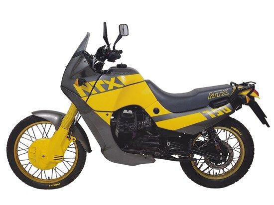 Moto-Guzzi NTX 750 1989 - 3