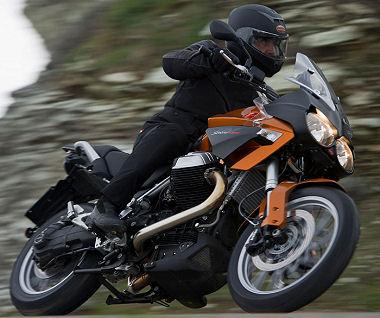 Moto-Guzzi STELVIO 1200 8V 2012