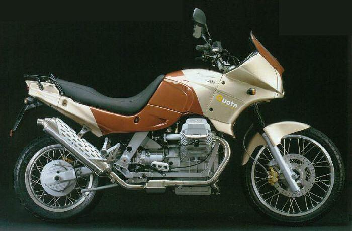 Moto-Guzzi 1100 QUOTA ES
