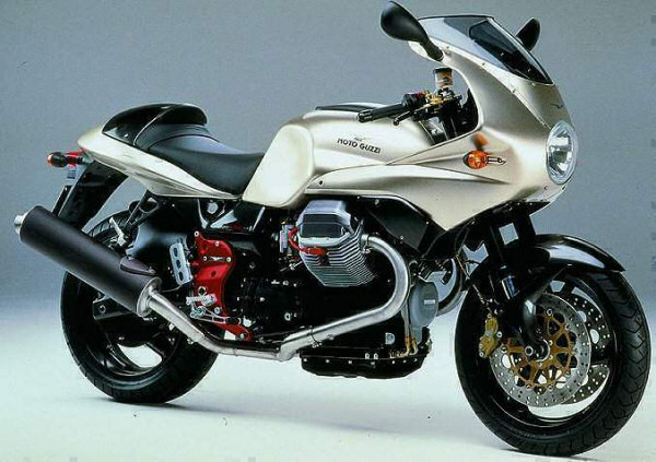 moto guzzi 1100 v 11 le mans 2002 fiche moto motoplanete. Black Bedroom Furniture Sets. Home Design Ideas