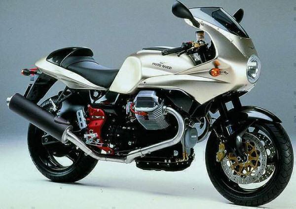 moto guzzi 1100 v 11 le mans 2002 fiche moto motoplanete. Black Bedroom Furniture Sets. Home Design Ideas