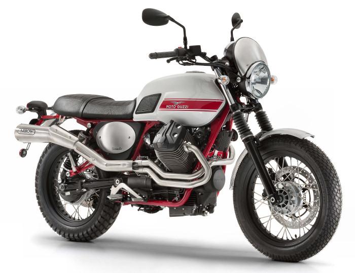 Moto-Guzzi 750 V7 II Stornello 2016 - Galerie moto