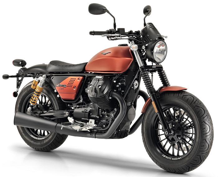 Moto-Guzzi 850 V9 Bobber Sport