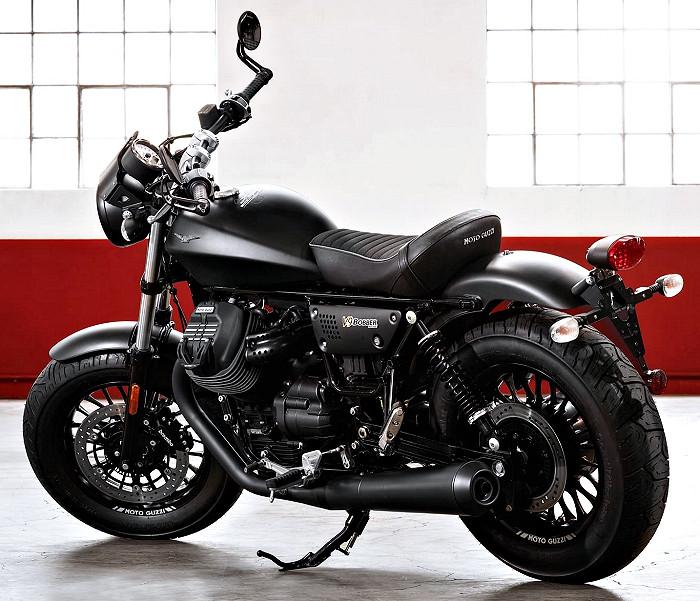 Moto Guzzi 2019 >> Moto-Guzzi 850 V9 Bobber Open House 2017 - Fiche moto - MOTOPLANETE