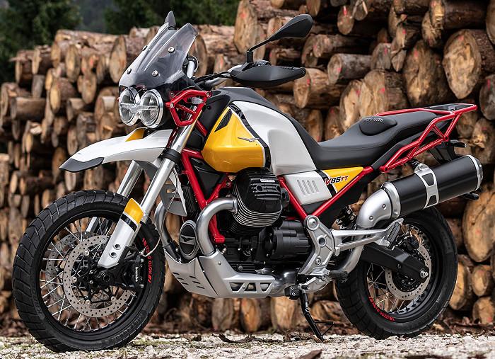 Moto-Guzzi V 85 TT