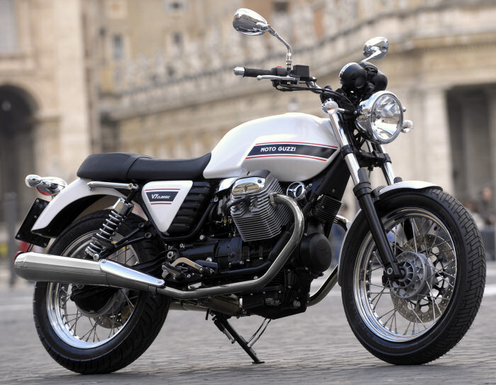 Moto-Guzzi V7 750 Classic