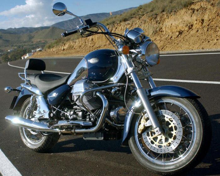 Moto-Guzzi 1100 CALIFORNIA EV