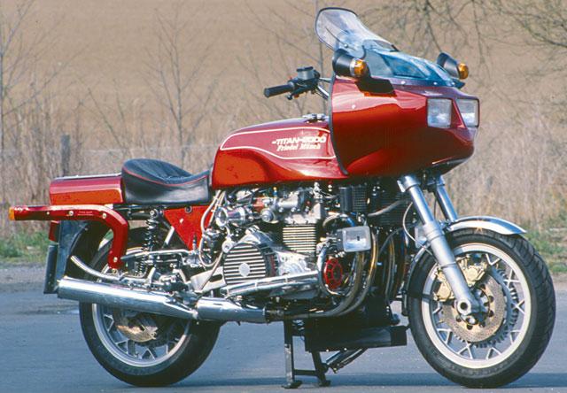 Munch Titan 2000 1990 - 2