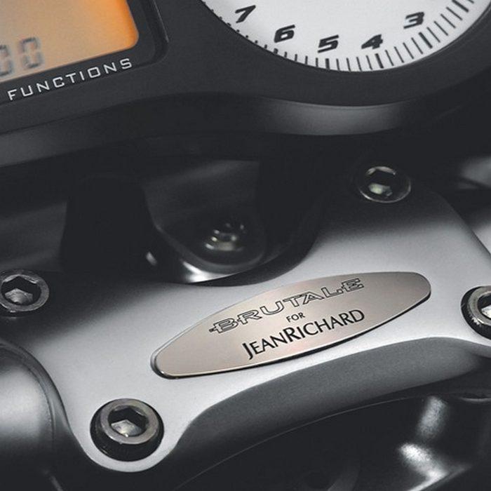 MV-Agusta Brutale 1078 RR edition JeanRichard 2009 - 1