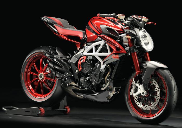 2015 MV Agusta Brutale 800 RR | Top Speed