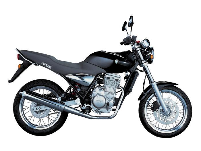 MZ (MuZ) 125 RT 2004 - 2
