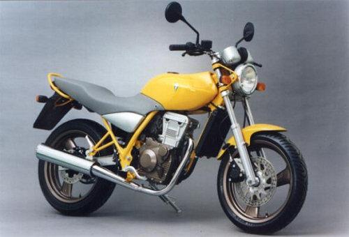 MZ 125 RT 2004 - 1