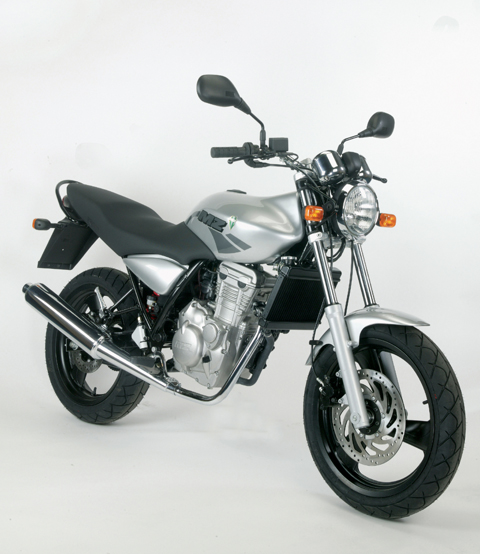 MZ 125 RT 2004 - 7