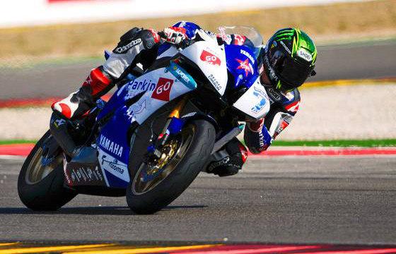 WSBK-aragon-2011-race-davies-supersport